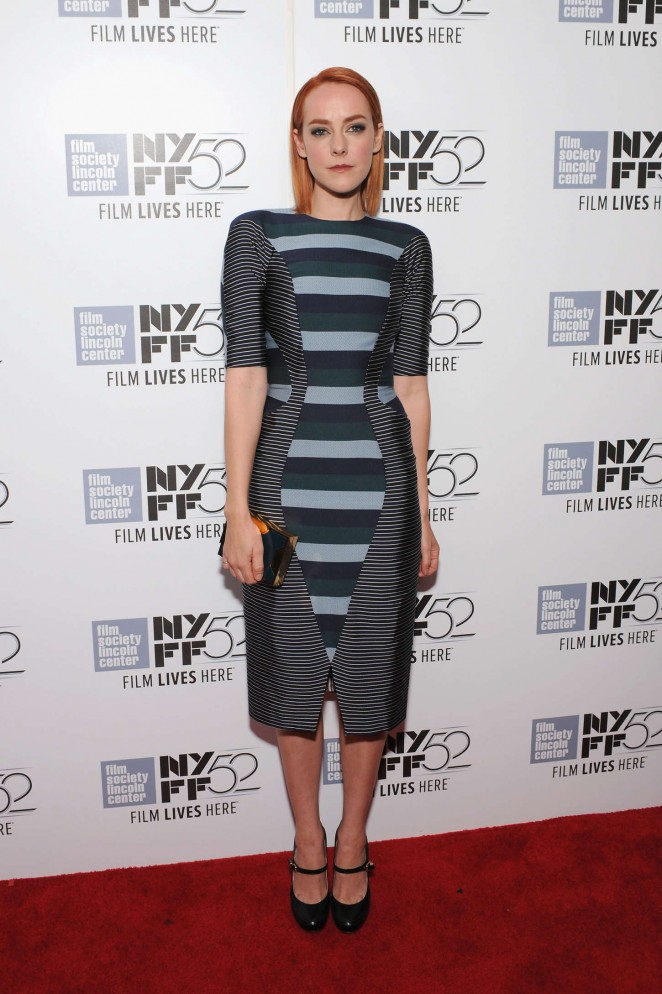 """Jena Malone - Premiere """"Time Out Of Mind"""" in NYC"""