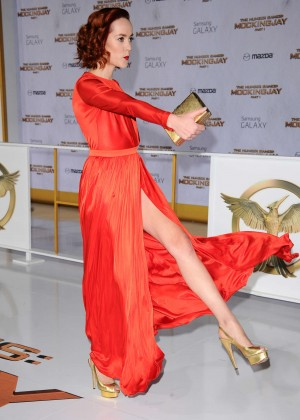 Jena Malone - 'The Hunger Games: Mockingjay - Part 1' Premiere in LA