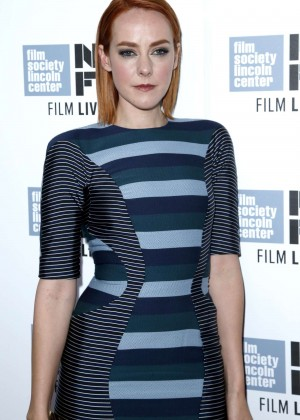 """Jena Malone - """"Time Out Of Mind"""" Premiere at 52nd New York Film Festival in NYC"""