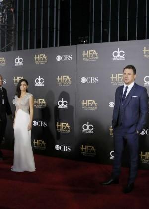 Jenna Dewan Tatum: 2014 Hollywood Film Awards -04