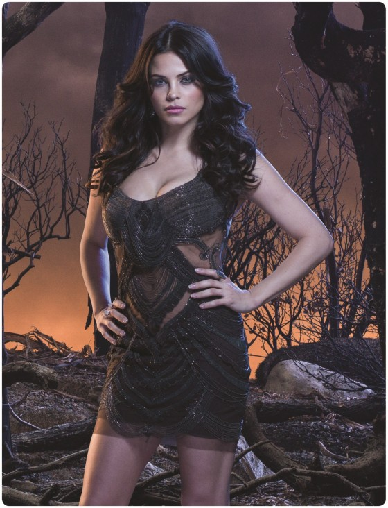 Jenna Dewan Tatum: Witches of East End Promo shoot -02