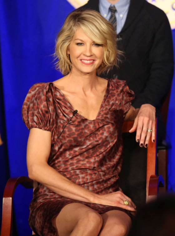 Jenna Elfman - Winter TCA Tour 2013 in Pasadena