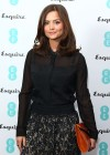 Jenna-Louise Coleman - EE Esquire Host Pre-BAFTA Party -05