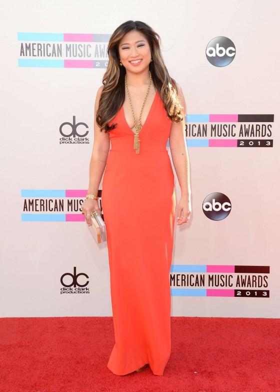 Jenna Ushkowitz – 2013 American Music Awards in Los Angeles
