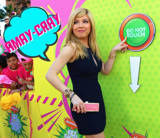 Jennette McCurdy – 2013 Kids Choice Awards -04
