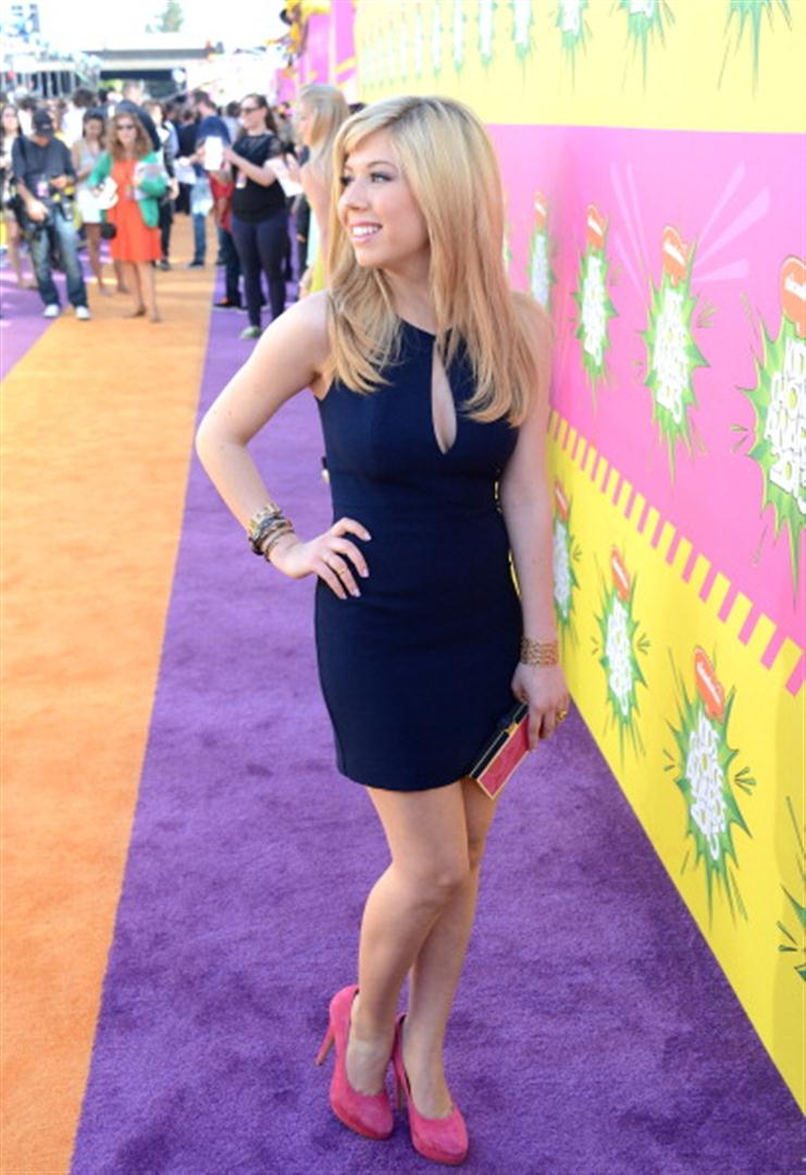 Jennette Mccurdy - 2013 Kids Choice Awards