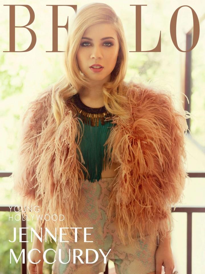 Jennette Mccurdy: Bello Magazine -03