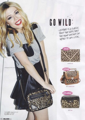 Jennette Mccurdy: Bliss Magazine -01