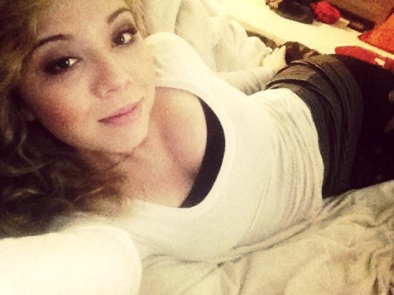 Jennette McCurdy facebook pic
