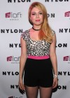 Jennette McCurdy - NYLON and Aloft Hotels The June-July Music Issue Celebrations -03