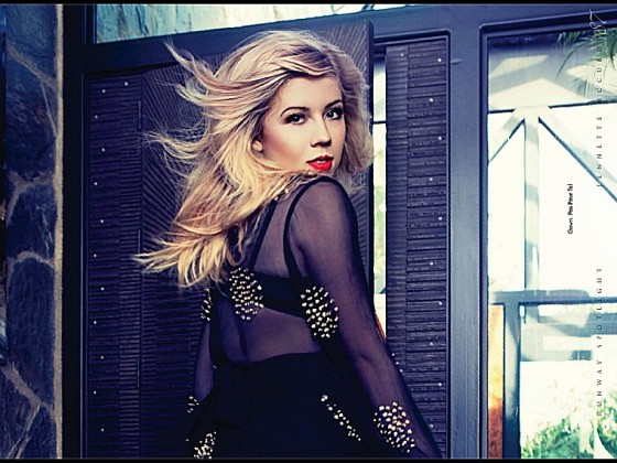 Jennette Mccurdy: Runway Magazine 2014 -02