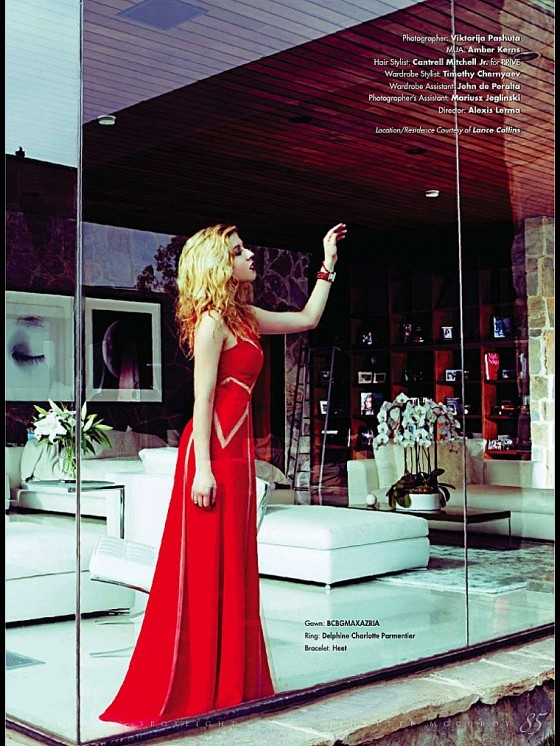 Jennette Mccurdy: Runway Magazine 2014 -05