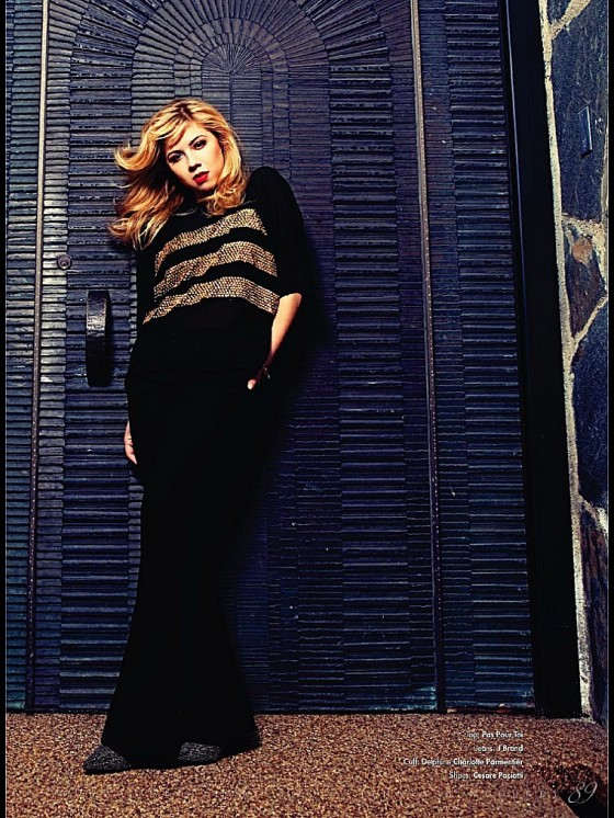 Jennette Mccurdy: Runway Magazine 2014 -06