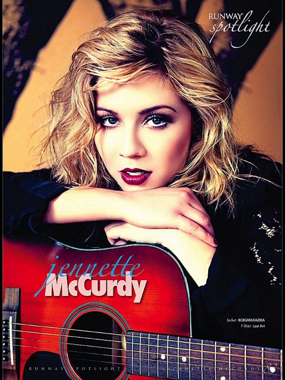 Jennette Mccurdy: Runway Magazine 2014 -07