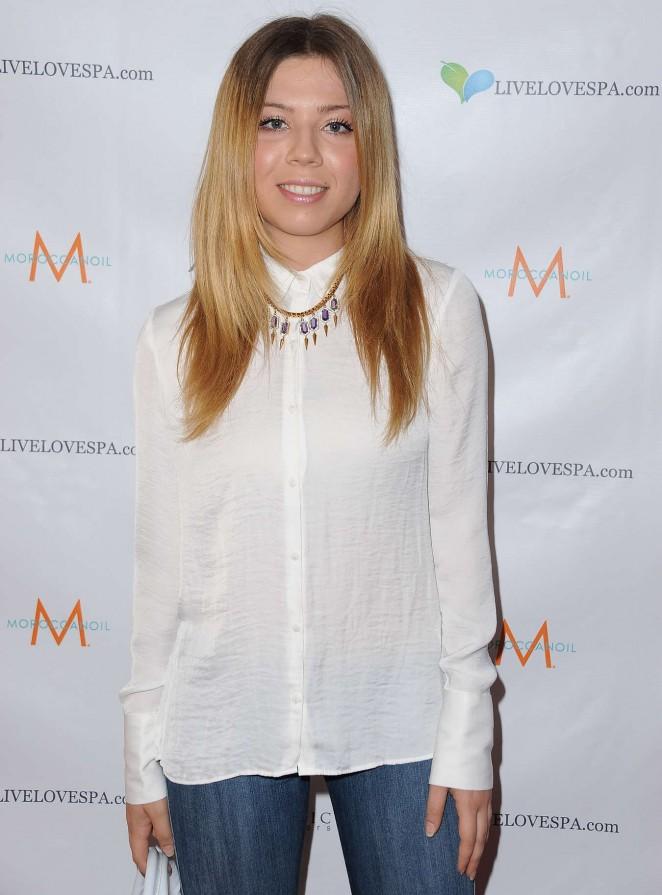 Jennette McCurdy – SPLASH Media Event in Century City
