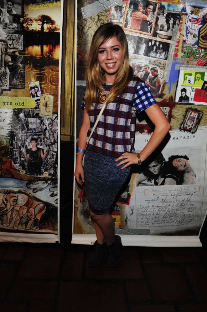 Jennette McCurdy 2014 : Jennette McCurdy: The Art of Elysiums 2014 GENESIS -10