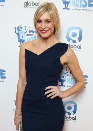 Jenni Falconer - 2014 Global Make Some Noise Event in London