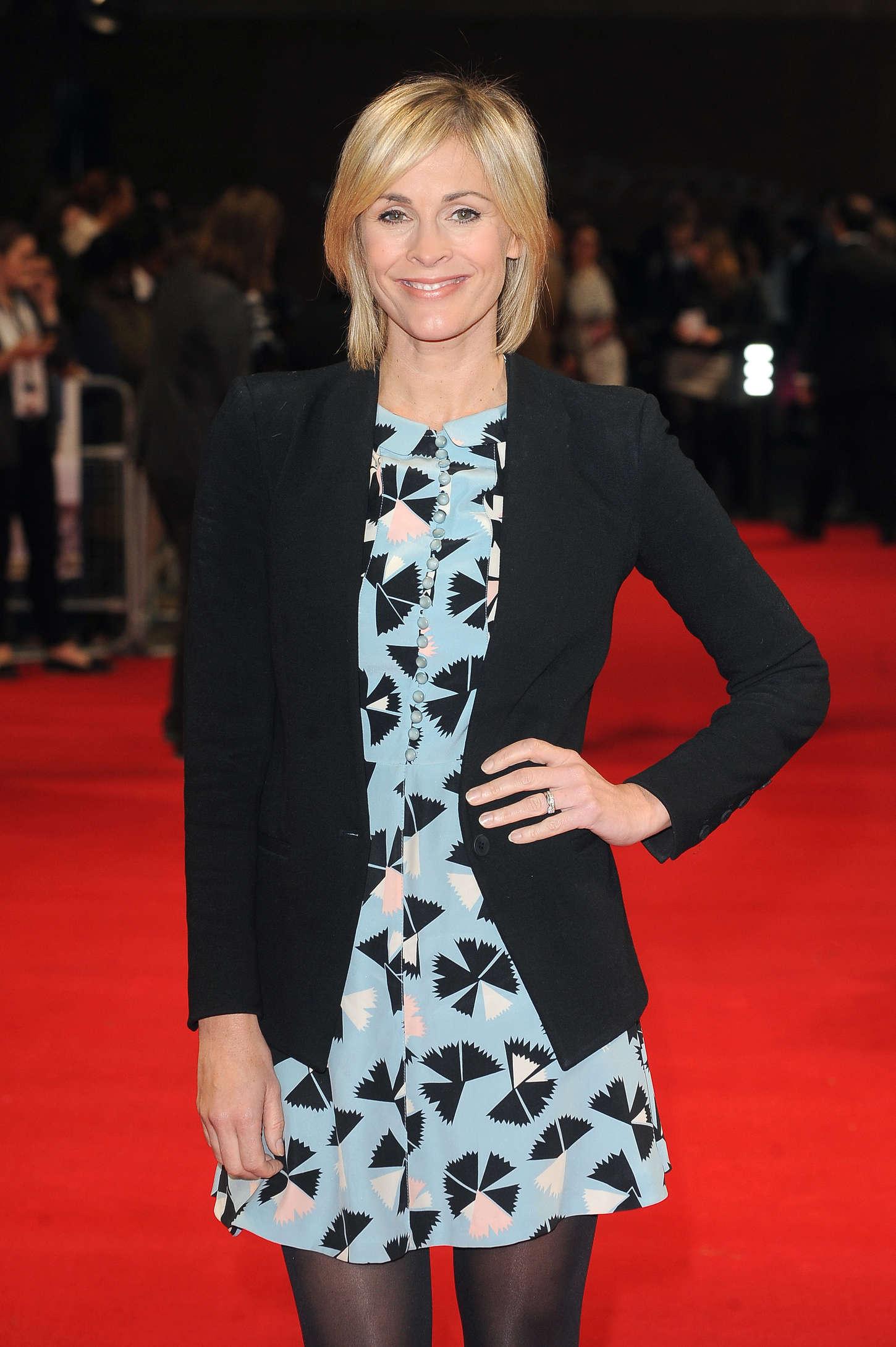 Jenni Falconer - 2014 Pride of Britain Awards in London
