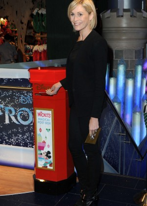 Jenni Falconer - Share The Magic Christmas Charity Launch in London