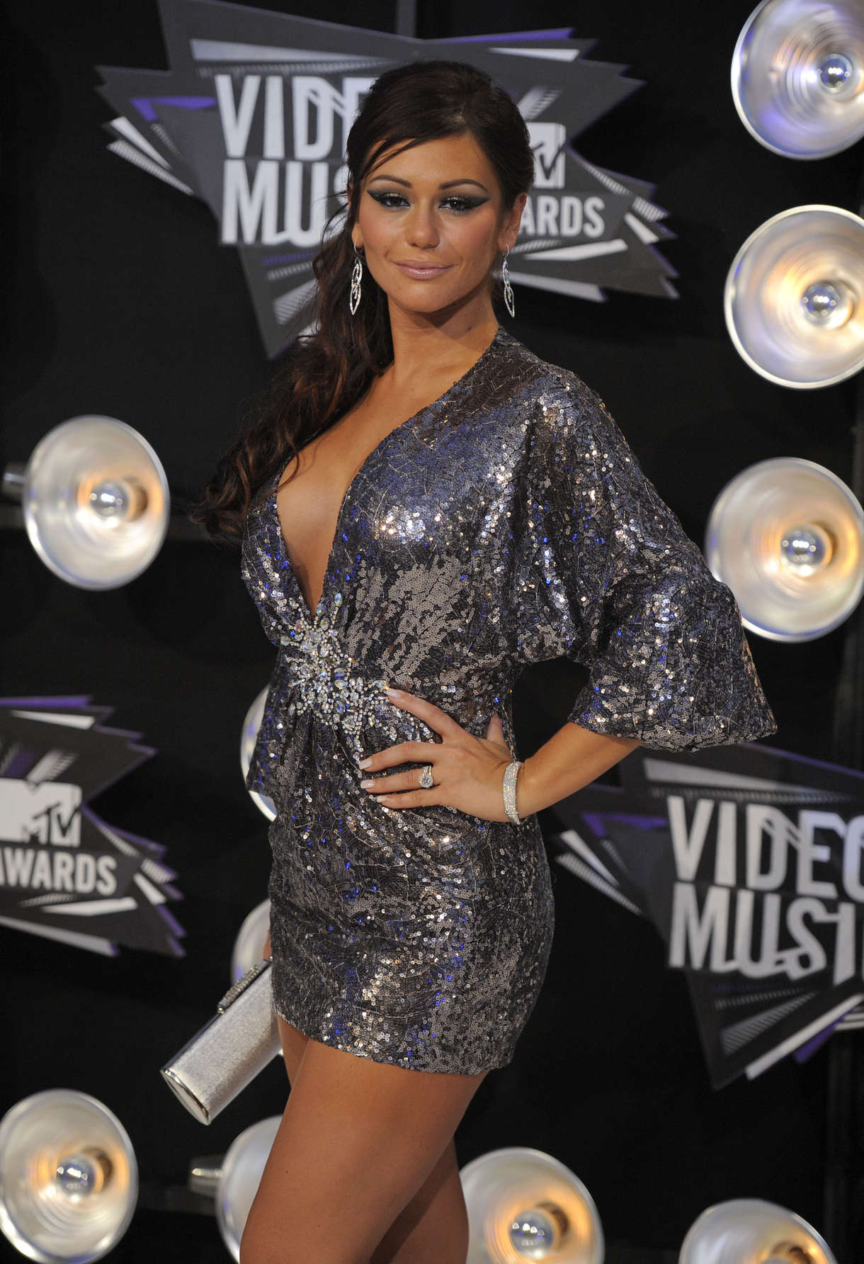 Cleavage Jenni Farley JWoww naked (35 images), Twitter