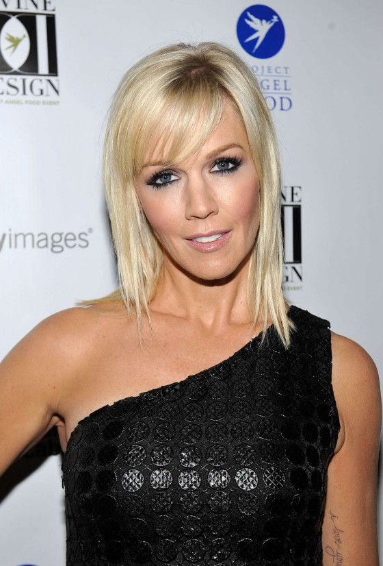 Jennie Garth - 2012 Project Angel Food's Divine Design Opening Night in Beverly Hills