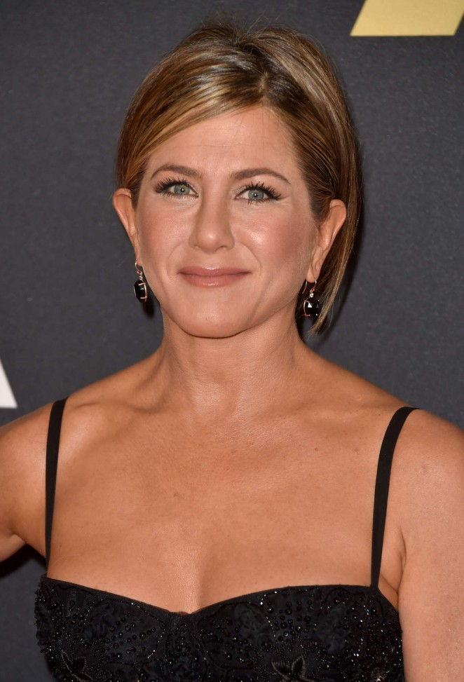Jennifer Aniston – AMPAS 2014 Governors Awards in Hollywood