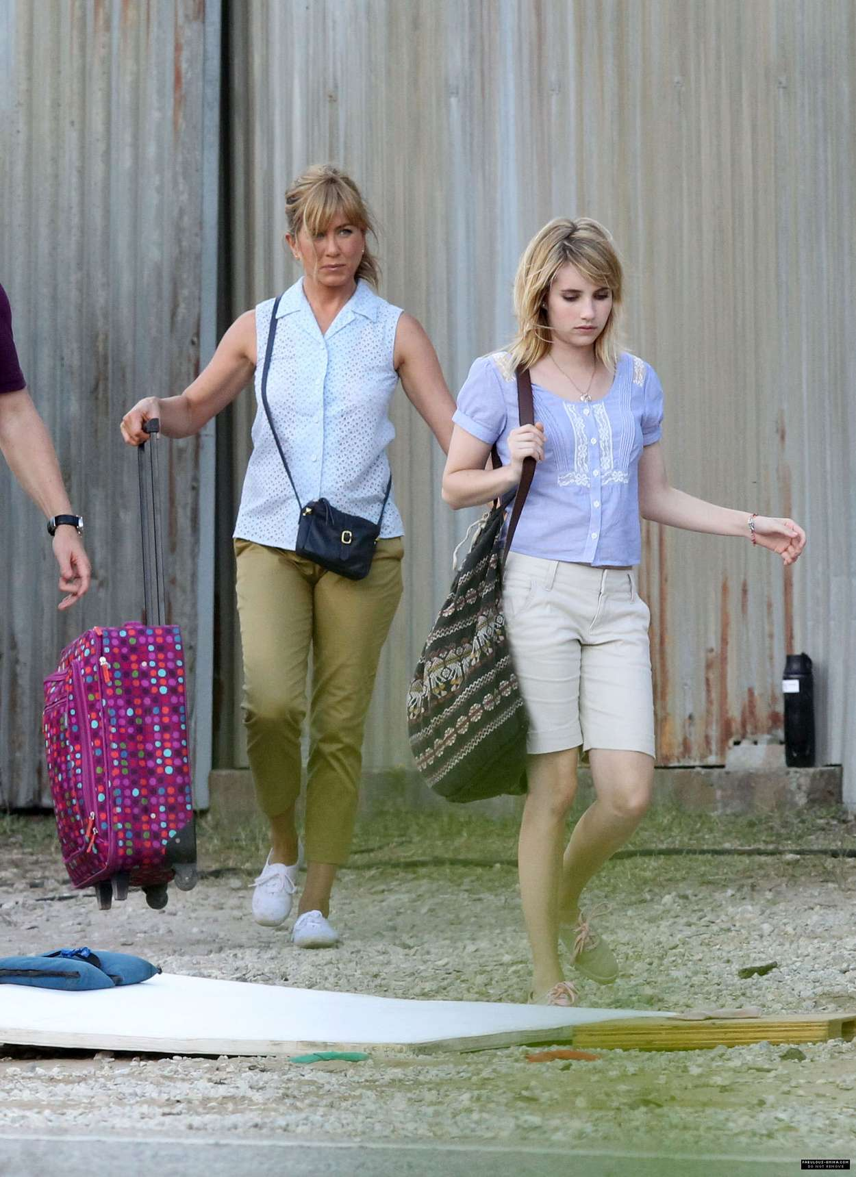 Jennifer Aniston We Are The Millers 04 Gotceleb