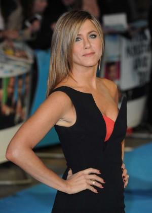 """Jennifer Aniston - """"Horrible Bosses 2"""" World Premiere in London"""