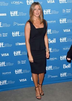 "Jennifer Aniston - ""Cake"" Press Conference in Toronto"