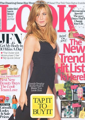 Jennifer Aniston - Look UK Magazine (January 2015)