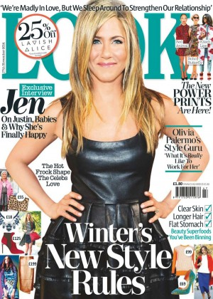 Jennifer Aniston - Look UK Magazine (November 2014)