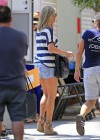 Jennifer Aniston - Squirrels to the Nuts set in NYC -10
