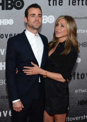 Jennifer Aniston: The Leftovers NY Premiere -01