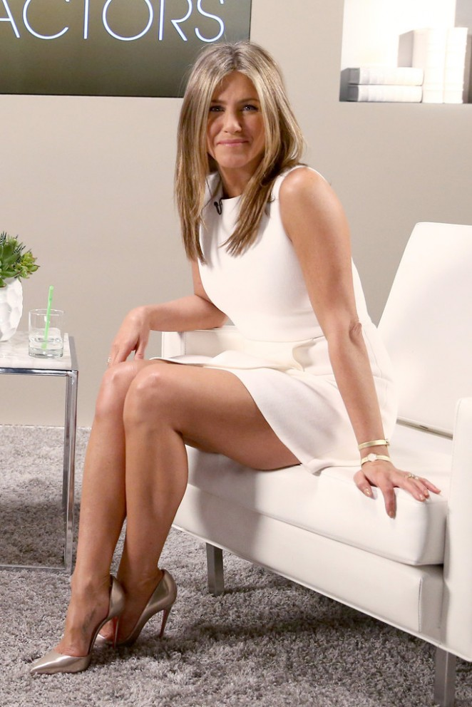 Jennifer Aniston - Variety Studio: Actors On Actors presented by Samsung Galaxy in LA