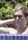 Jennifer Aniston Pictures: black bikini in Cabo 2013-04