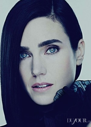Jennifer Connelly: DuJour Magazine -01