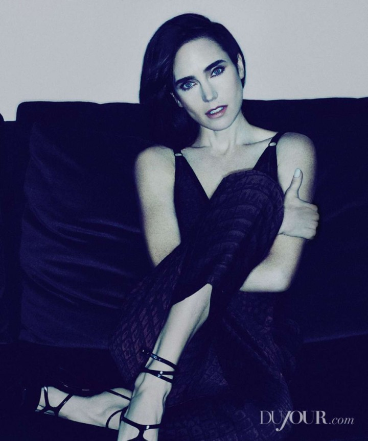 Jennifer Connelly: DuJour Magazine -02