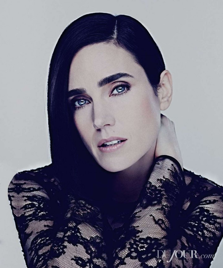 Jennifer Connelly: DuJour Magazine -04
