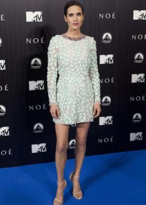 Jennifer Connelly: Noah Madrid Premiere -01