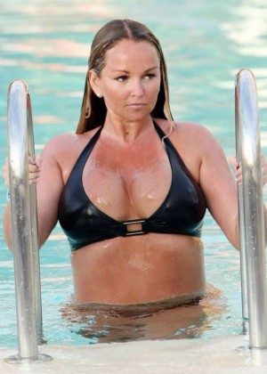 Jennifer Ellison Photos: 2014 in Portugal -02