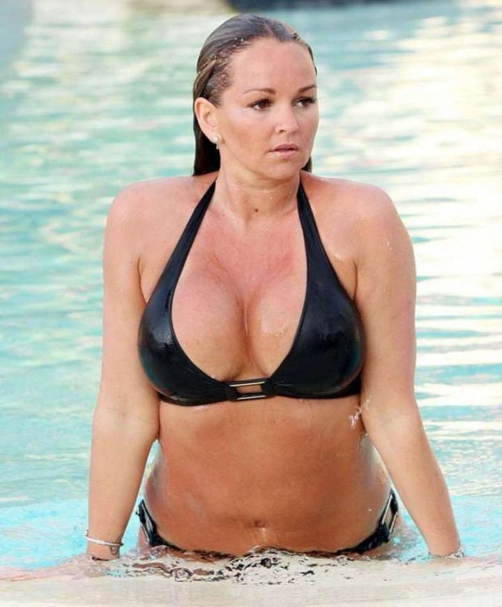 Jennifer Ellison Photos: 2014 in Portugal -05