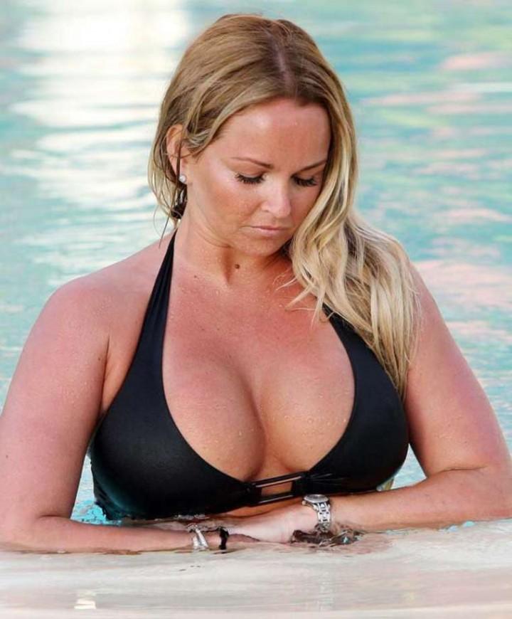 Jennifer ellison bikini precisely know