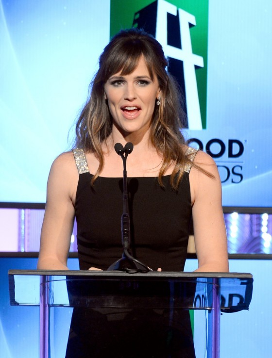 Jennifer Garner – 2013 Hollywood Film Awards in Beverly Hills
