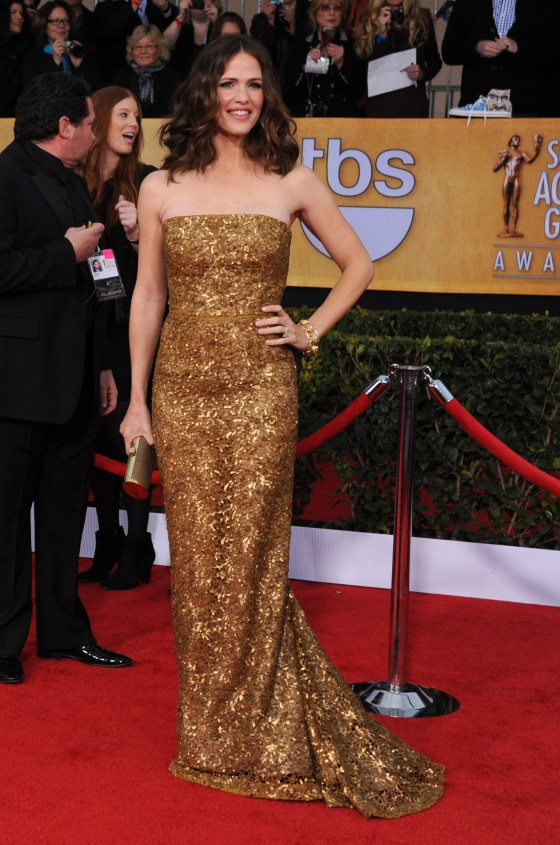 Jennifer Garner at 19th Annual Screen Actors Guild Awards