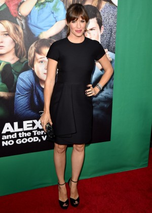 "Jennifer Garner - ""Alexander And The Terrible, Horrible, No Good, Very Bad Day"" Premiere in Hollywood"