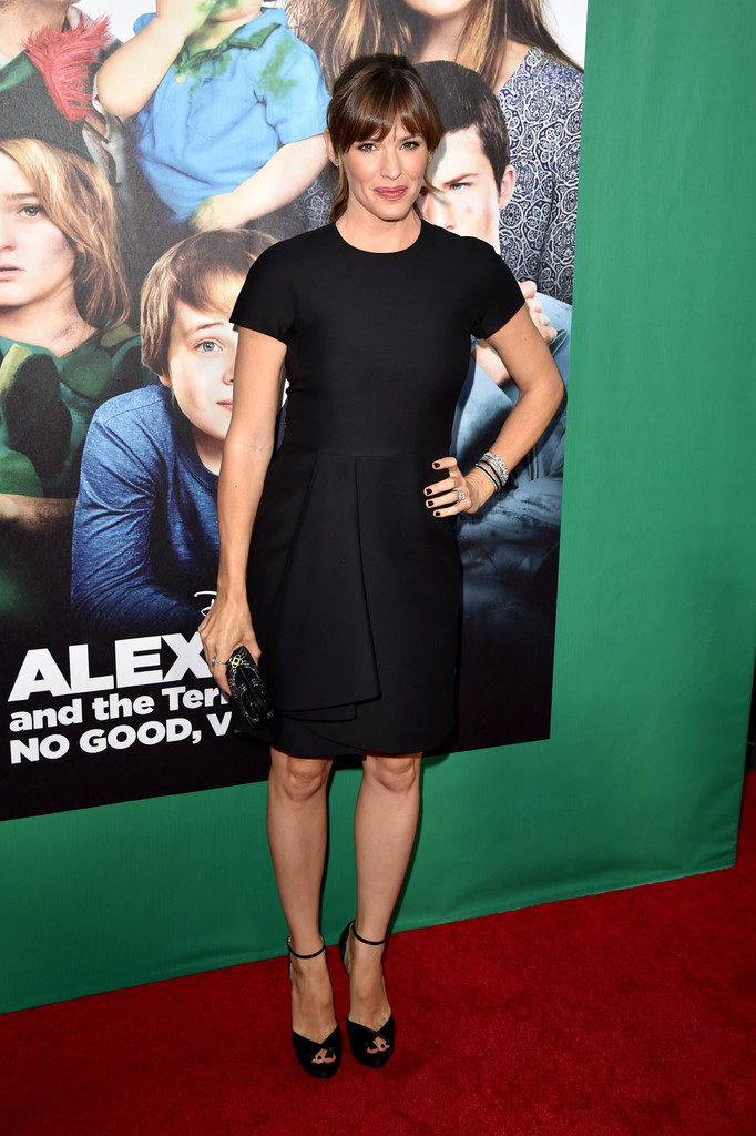 """Jennifer Garner - """"Alexander And The Terrible, Horrible, No Good, Very Bad Day"""" Premiere in Hollywood"""