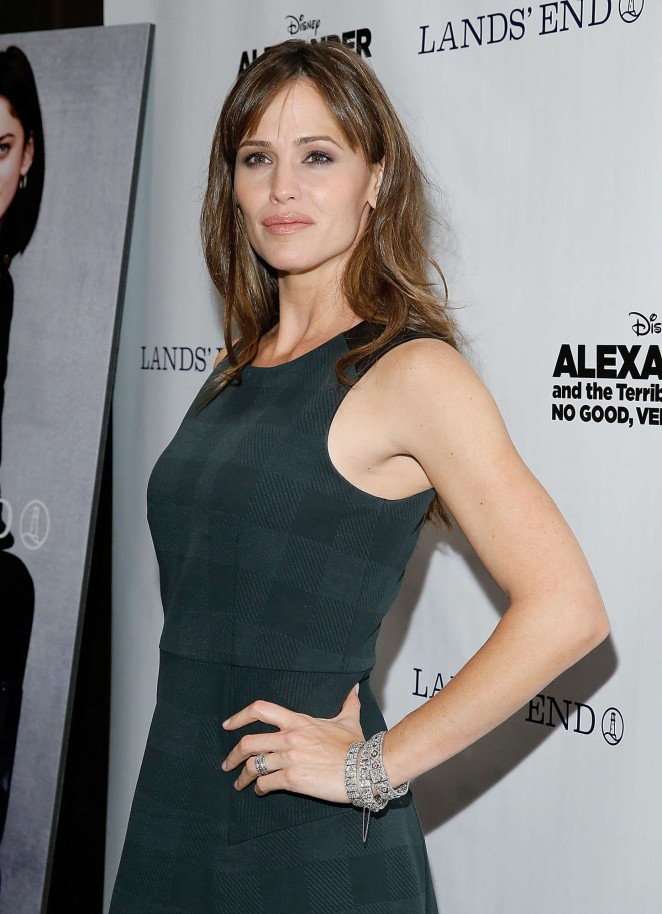 "Jennifer Garner – ""Alexander and the Terrible Horrible No Good Very Bad Day"" Premiere in NYC"