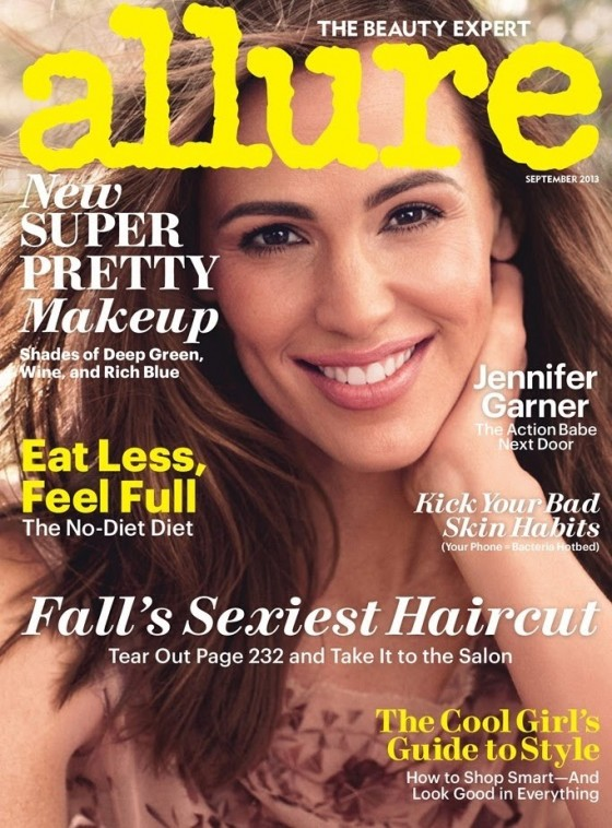 Jennifer Garner – Allure – September 2013 -03