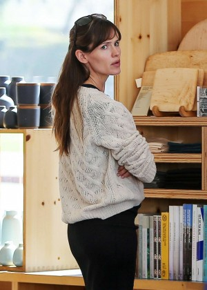 Jennifer Garner And Ben Affleck Shopping In La Gotceleb