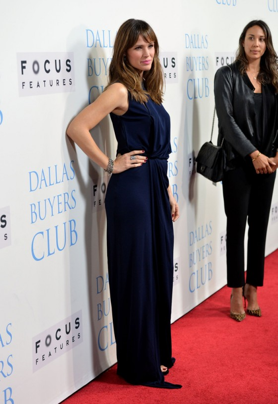 Jennifer Garner: Dallas Buyers Club Premiere -08